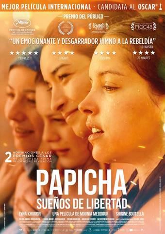 O auditorio proxecta PAPICHA, SOÑOS DE LIBERDADE